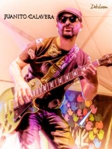 Juanito Calavera guitarra