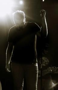 Alex Franconeti cantante