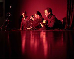 cantantes flamenco